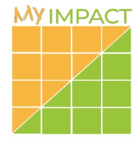 my impact logo